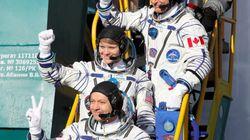 ソユーズ、打ち上げ成功。宇宙ステーションの無人化を回避