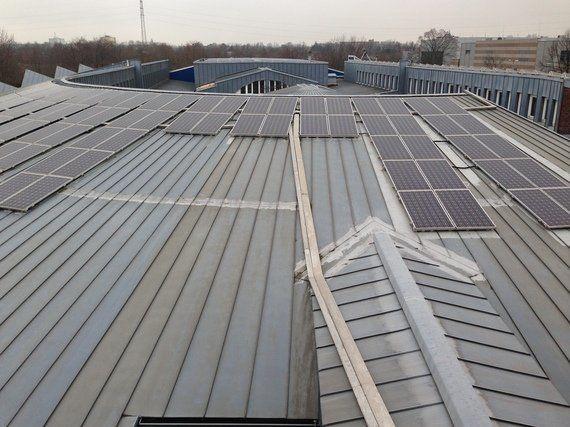 福祉施設の屋根を活用した太陽光発電 〜
