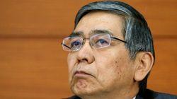 日銀・黒田総裁、失速気味な「第3の矢」を懸念