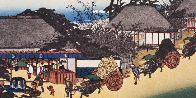 「自己責任」とか言う人に、これからは「江戸時代の村人と同じだね☆」と言い返そうと思います。