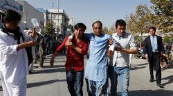 ISがアフガニスタンで初の大規模テロか カブール自爆テロで80人死亡