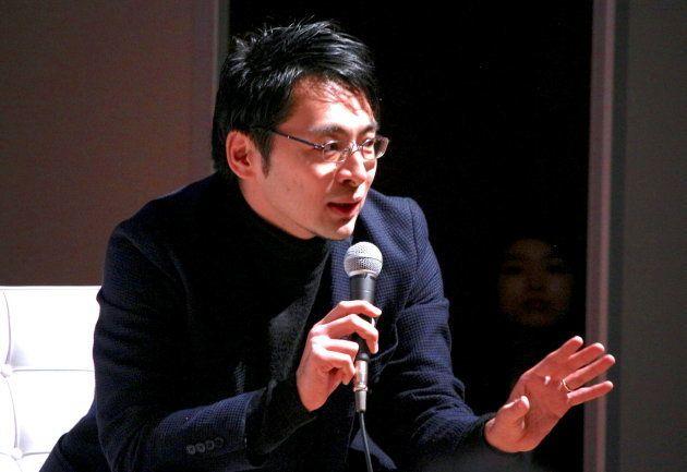 NHK制作局生活・食料番組部「あさイチ」デスクの坪井健人さん