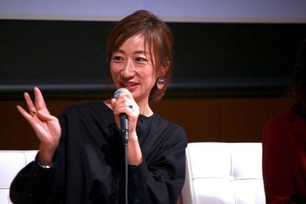 月刊誌「VERY」(光文社)編集長兼ブランド事業室長の今尾朝子さん