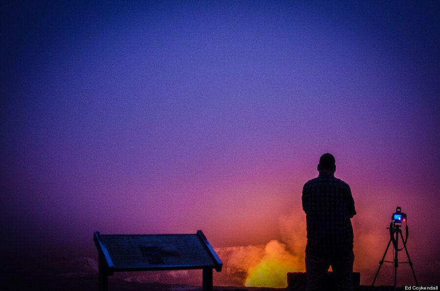 キラウエア火山の溶岩流、ハワイ島の村に到達する可能性(画像)