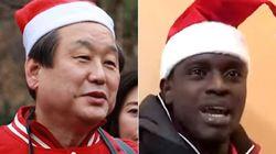 韓国・与党代表が黒人留学生に差別発言→言われた学生は大人の対応