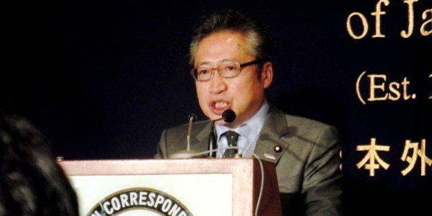 特定秘密保護法案、渡辺喜美代表が修正を「高く評価」