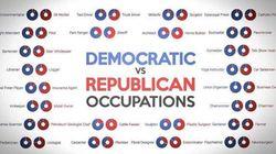 CAは民主党派、パイロットは共和党派......職業によって違うアメリカの支持政党(調査結果)