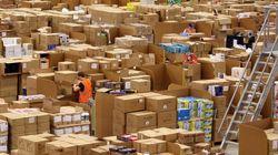 「アマゾン物流センターの過酷な労働」BBCが潜入取材