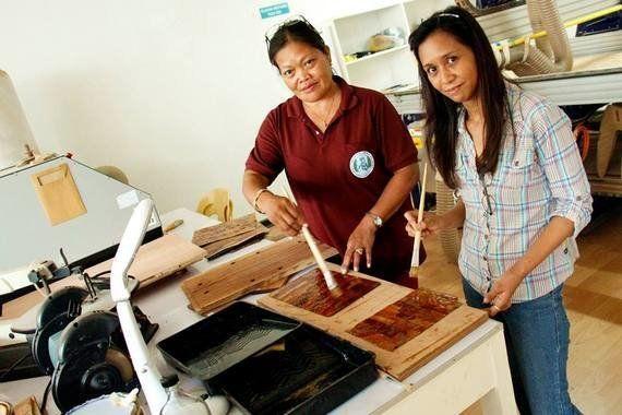 お土産から義足まで、世界へつながるものづくり / フィリピン・ボホール島の「ファブラボ」が熱い!(後編)
