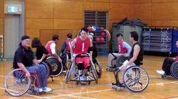 これぞ「リアル」の世界 人生初、車椅子バスケに挑戦してみた