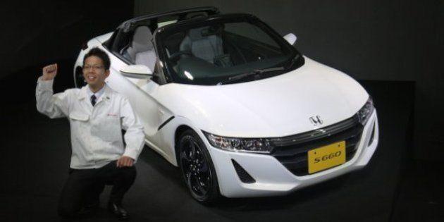 「S660」ホンダの軽スポーツカー、4月2日から発売(画像95枚)
