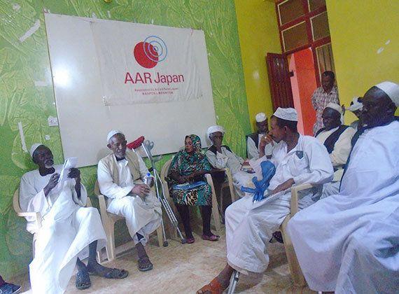 スーダン:4月4日は国際地雷デー・地雷被害を乗り越えて