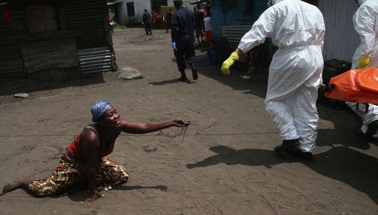 【エボラ出血熱】大流行の国リベリアの悲惨な現実がわかる、胸をえぐられるような写真