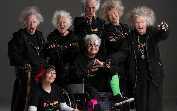 『はじまりはヒップホップ』平均年齢83歳のヒップホップグループが教えてくれる人生で大切なこと