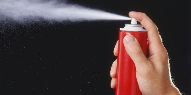 スプレー缶のイメージ画像