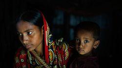 バングラデシュ:児童婚で傷つけられた少女たち