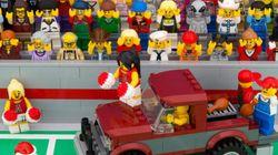 LEGOで作った「アメリカの50州」がすごい!【画像】