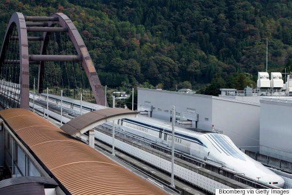 リニア新幹線は「奈良ルート」で JR東海社長が表明
