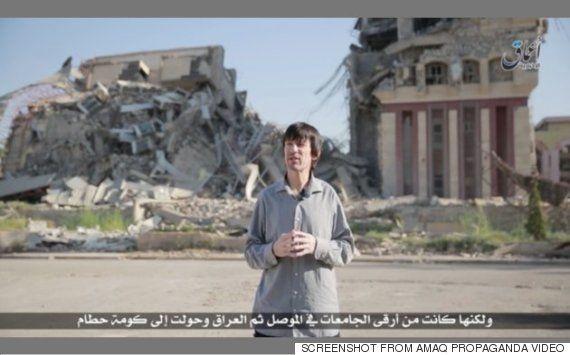 IS(イスラム国)のプロパガンダを続けるイギリス人、変わり果てた姿で最新動画に現る