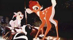 判決は「バンビの刑」。シカの密猟者に、月1回の鑑賞を刑務所で