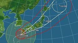 【台風情報】台風19号、次第に速度を上げて西日本と東日本に接近する見込み(関口元朝)