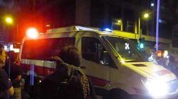 傘の革命、デモ隊と衝突した警官に性的暴行の疑い(動画)