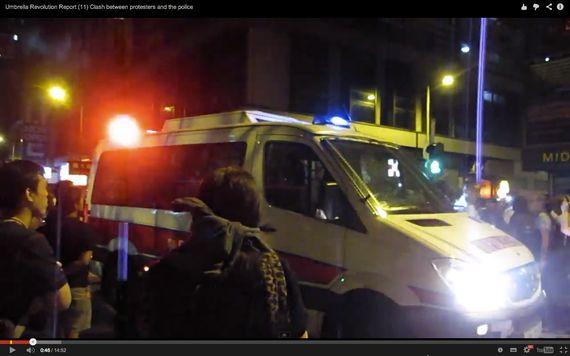 【現地ルポ・香港プロテスト4】理由が不透明な逮捕を巡り衝突 女子学生への警官による性的暴行の疑いも