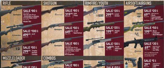 無料プレゼントも:感謝祭セールの新しい伝統は「銃」