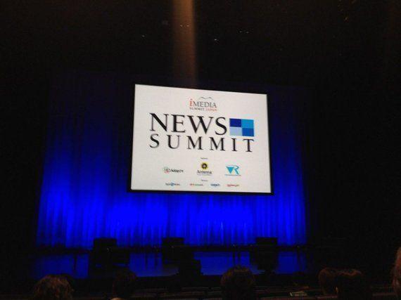 メディアがこれからどうなるか、誰もわからない。だから今、面白い!〜ニュースサミット2014をレビューする〜