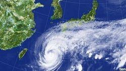 台風19号 上空の西風次第で速度が一気に変わり、荒れるタイミングが早まることも