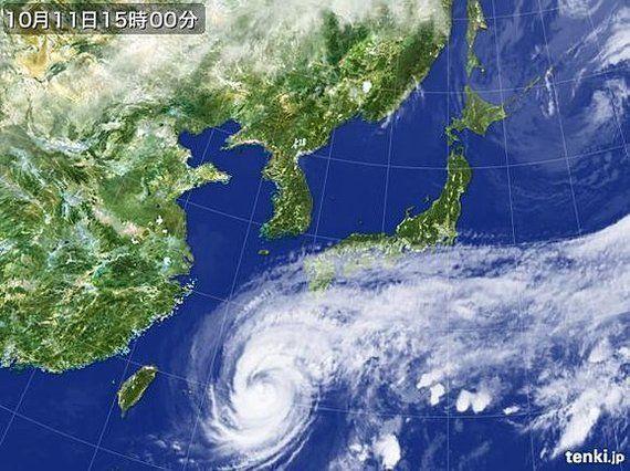 【台風情報】台風19号 荒れるタイミングが早まることも(中川裕美子)