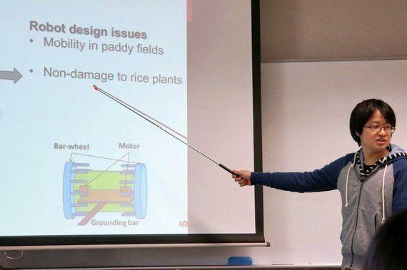 原発問題に挑むロボット技術、福島の学生たちが開発。合同発表リポート