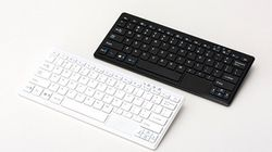 キーボードにPCを内蔵した一体型「キーボードPC」をテックウインドが発表