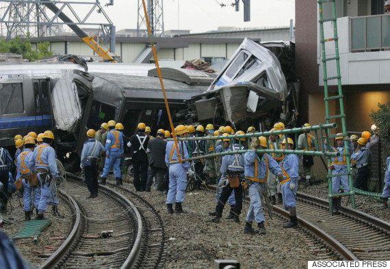 福知山線脱線事故から10年 JR西日本の歴代3社長に控訴審も無罪判決