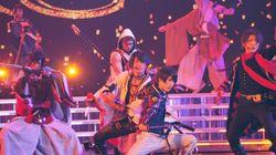 刀剣男士が紅白歌合戦に登場。ダンスがめっちゃキレキレだと話題に(画像集)
