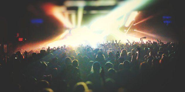 ライブイベントのイメージ画像
