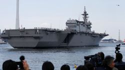 「護衛艦かが」就航時の桟橋は、幻の空母「天城」だった