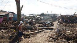 比台風の最大被災地タクロバンから現地レポート 日系語学学校が炊き出し