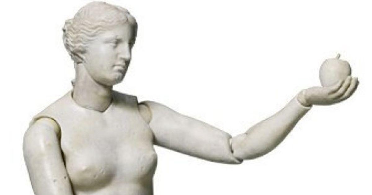 腕 ヴィーナス ミロ の