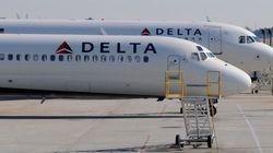デルタ航空、レギンス着用の女性を搭乗拒否したユナイテッド航空に皮肉のツイート