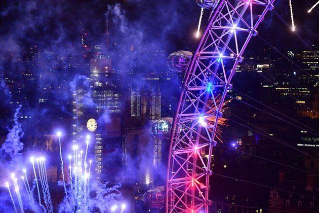 「London is