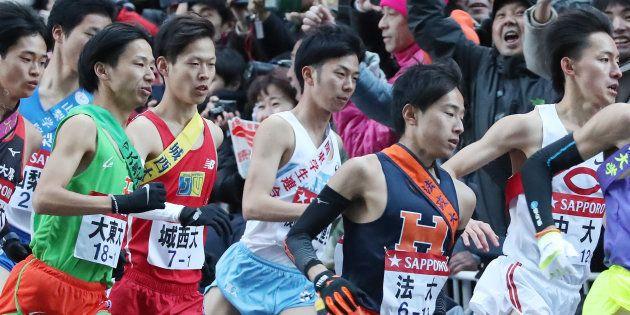 箱根駅伝「関東以外出身の選手が7割」でも関東の大学しか出場 ...