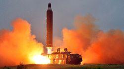北朝鮮が弾道ミサイル3発を発射 韓国のTHAAD配備に反発か