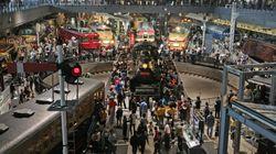 鉄道博物館の展示品の一部、盗難や破損の被害。公開やイベントが当面中止へ