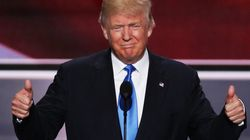 トランプ氏、オバマ大統領の追悼演説に因縁「体の動きが怪しい」
