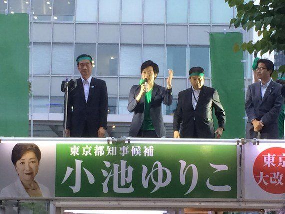 小池百合子候補の「コミケ応援宣言」、その真意は?表現の自由について直接聞いてきた