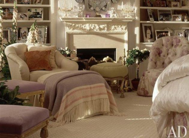 セレブたちの寝室とキッチンを拝見