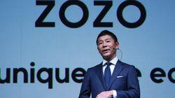 ZOZOTOWN前澤友作氏、RT&フォローで「100万円あげます」