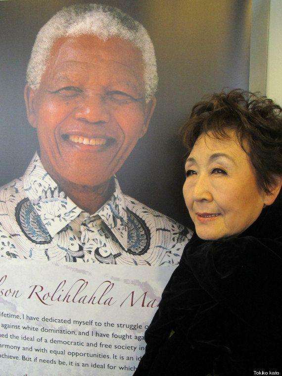 マンデラの死を悼み、世界の未来を祈る!
