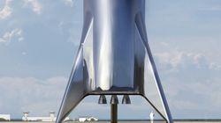イーロン・マスク氏、宇宙船「Starship」テスト機のコンセプト画を公開。 2019年春に試験打上げ予定
